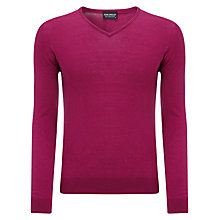 Buy John Smedley Bampton Slim Fit Wool Jumper Online at johnlewis.com