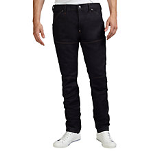 Buy G-Star Raw 5620 3D Slim Jeans, Dark Aged Online at johnlewis.com