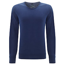 Buy Barbour Laundryman Laundered Crew Neck Jumper Online at johnlewis.com