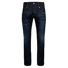 Buy G-Star Raw Radar Hadron Slim Jeans, Dark Aged Online at johnlewis.com