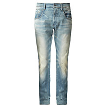 Buy G-Star Raw Radar Tapered Jeans, Light Aged Online at johnlewis.com