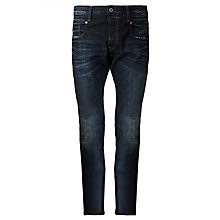 Buy G-Star Raw Radar Slim Jeans, Dark Aged Online at johnlewis.com