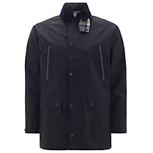 Buy Barbour Bankside Waterproof Jacket, Navy Online at johnlewis.com