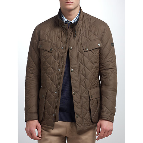 Buy Barbour International Ariel Profile Quilted Jacket