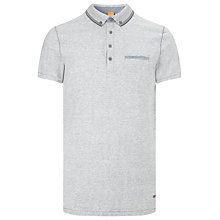 Buy BOSS Orange Patcherman Polo Shirt Online at johnlewis.com