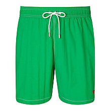Buy Hackett Solid Swim Shorts Online at johnlewis.com