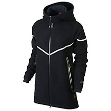 Buy Nike Wool Reflective Jacket, Black/Anthracite Online at johnlewis.com