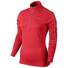 Buy Nike Reflective Element Half-Zip Running Top Online at johnlewis.com