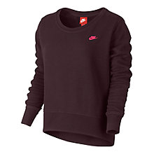 Buy Nike Track and Field Crew Sweatshirt Online at johnlewis.com