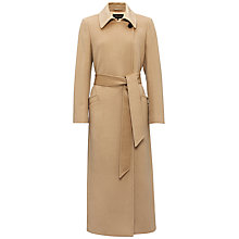 Buy Jaeger Long Belted Coat Online at johnlewis.com