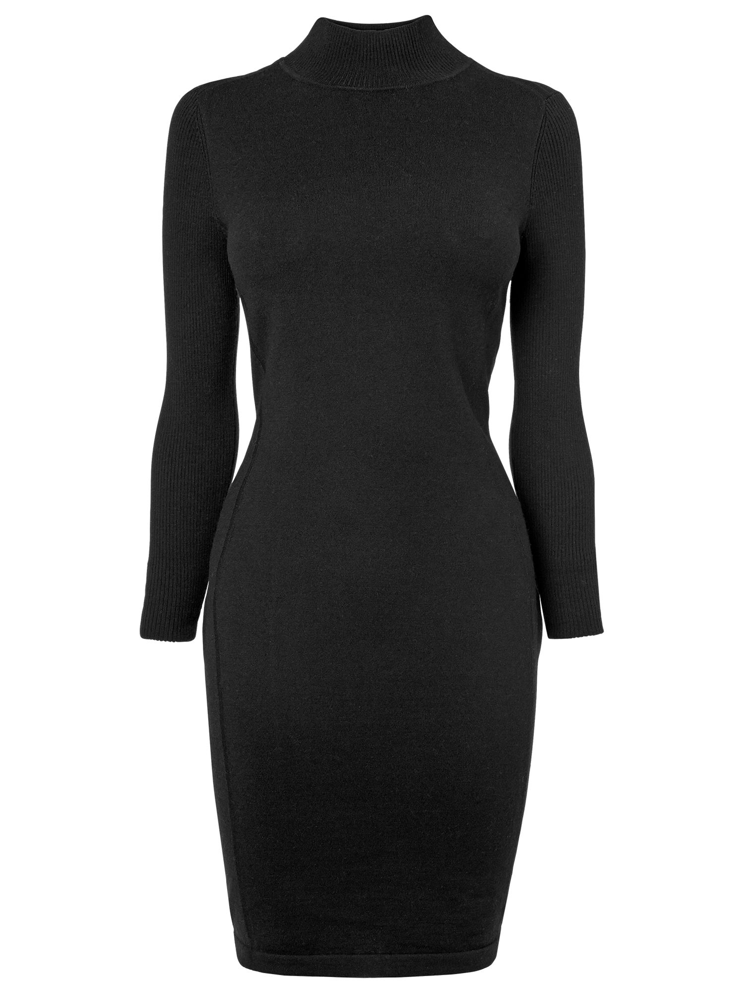 phase eight rita roll neck dress black, phase, eight, rita, roll, neck, dress, black, phase eight, clearance, womenswear offers, womens dresses offers, women, inactive womenswear, new reductions, womens dresses, special offers, fashion magazine, brands l-z, 1694763