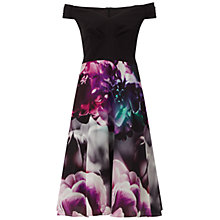 Buy Ariella Paige Prom Midi Dress, Multi Online at johnlewis.com