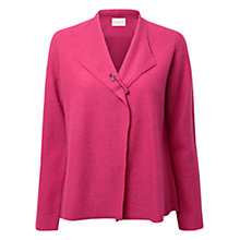 Buy East Boiled Wool Jacket, Peony Online at johnlewis.com