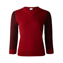 Buy Jigsaw Loopback Merino Jumper Online at johnlewis.com