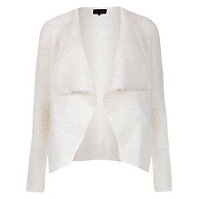 Buy Ted Baker Waterfall Boucle Wrap, Cream Online at johnlewis.com
