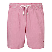 Buy Hackett London Slim Stripe Swim Shorts Online at johnlewis.com