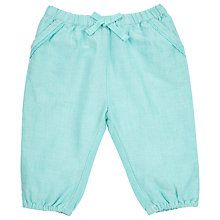 Buy John Lewis Chambray Trousers Online at johnlewis.com