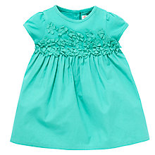 Buy John Lewis 3D Flower Dress Online at johnlewis.com
