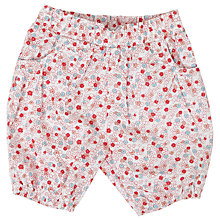 Buy John Lewis Ditsy Bloomers, Red Online at johnlewis.com