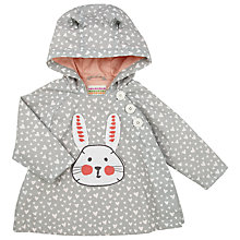 Buy John Lewis Bunny Face Mac, Grey Online at johnlewis.com