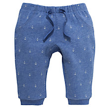 Buy John Lewis Anchor Joggers, Blue Online at johnlewis.com
