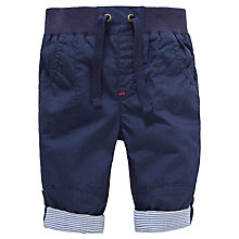 Buy John Lewis Poplin Rollup Trousers Online at johnlewis.com