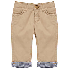 Buy John Lewis Twill Chinos, Stone Online at johnlewis.com