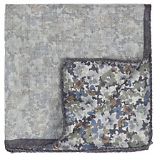 Buy Aquascutum Morton Pocket Square Online at johnlewis.com