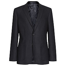 Buy Reiss Sergeant Patch Pocket Blazer, Navy Online at johnlewis.com