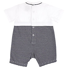Buy Emile et Rose Edwin Striped Short Romper Online at johnlewis.com