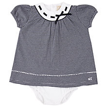 Buy Emile et Rose Elsa Ribbon Dress and Knickers Online at johnlewis.com