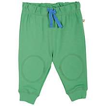 Buy Frugi Baby Crawler Joggers, Green Online at johnlewis.com
