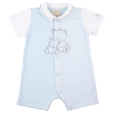 Buy Emile et Rose Elson Short Teddy Romper Online at johnlewis.com