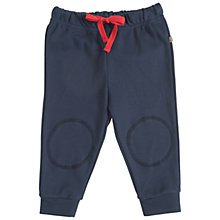 Buy Frugi Baby Knee Patch Crawler Joggers Online at johnlewis.com