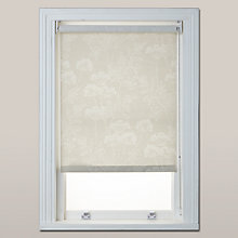 Buy John Lewis Cow Parsley Daylight Roller Blind, Natural Online at johnlewis.com