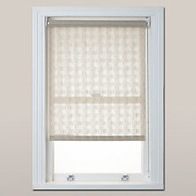 Buy John Lewis Croft Collection Norley Check Daylight Roller Blind Online at johnlewis.com