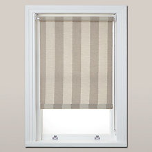 Buy John Lewis Croft Collection Wide Stripe Daylight Roller Blind Online at johnlewis.com