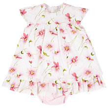 Buy Emile et Rose Baby Evita Floral Dress Online at johnlewis.com