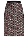 Havren Tweed Skirt, Multi
