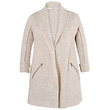 Buy Chesca Zip Detail Wool Coat Online at johnlewis.com