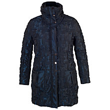 Buy Chesca 2-Tone Bonfire Coat, Night Sky Online at johnlewis.com