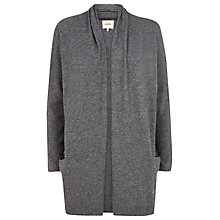Buy Havren Drape Collar Cardigan Online at johnlewis.com