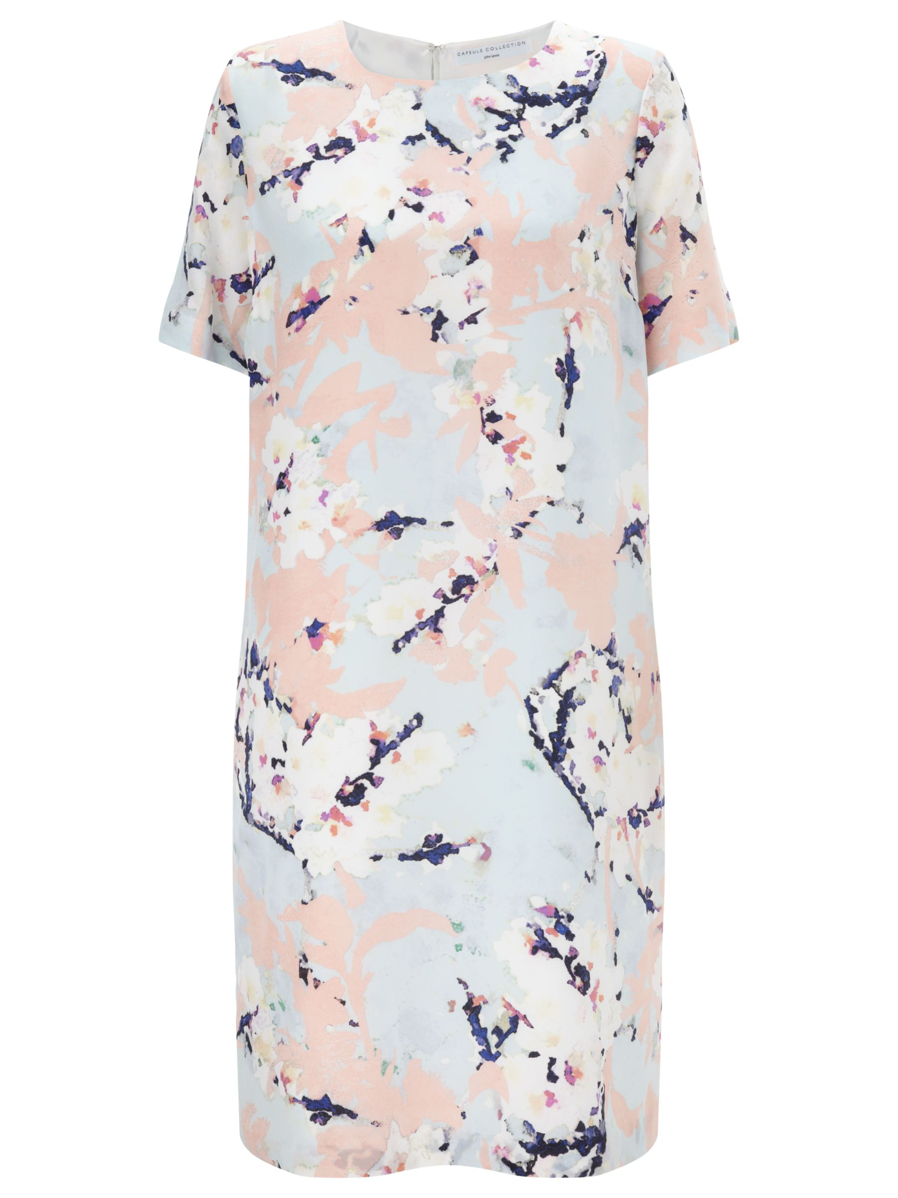 john lewis capsule collection blossom dress multi, john, lewis, capsule, collection, blossom, dress, multi, john lewis capsule collection, 10|20|12|16|14|18, women, womens dresses, gifts, wedding, wedding clothing, female guests, brands a-k, 1797406
