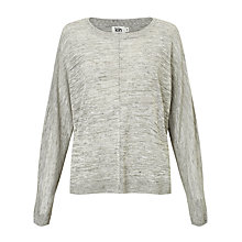 Buy Kin by John Lewis Melange Jumper Online at johnlewis.com