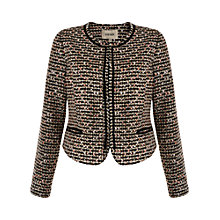 Buy Havren Tweed Boxy Jacket, Tweed Online at johnlewis.com