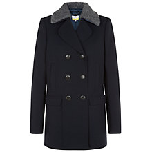 Buy NW3 by Hobbs Marley Coat, Navy Online at johnlewis.com