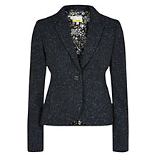 Buy NW3 by Hobbs Holly Jacket, Navy Multi Online at johnlewis.com