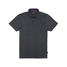 Buy Ted Baker Canpic Printed Polo Shirt Online at johnlewis.com