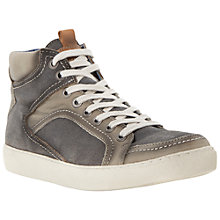 Buy Dune Soka Leather and Suede Shoes Online at johnlewis.com