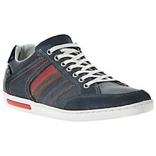 Buy Dune Tweet Suede and Leather Shoes Online at johnlewis.com
